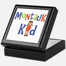 Montauk Kid Girls Keepsake Box