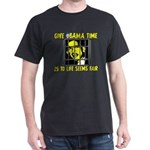 Give Obama Time Dark T-Shirt
