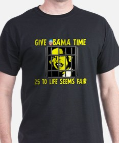 Give Obama Time T-Shirt