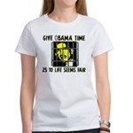 Give Obama Time Women's T-Shirt