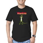 WhatEver Men's Fitted T-Shirt (dark)