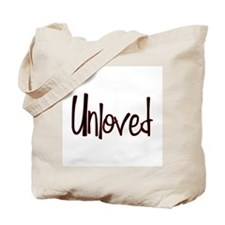 Unloved Tote Bag