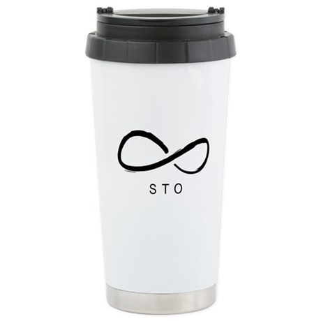 STO Stainless Steel Travel Mug