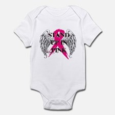 Stand Up In Pink Infant Bodysuit