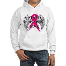 Stand Up In Pink Hoodie