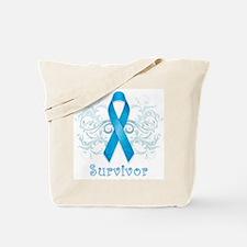 Prostate Cancer Survivor Tote Bag