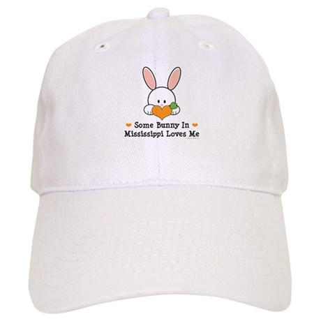 Some Bunny In Mississippi Loves Me Cap