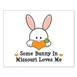 Some Bunny In Missouri Loves Me Small Poster
