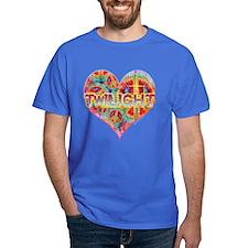 Twilight Peace of My Heart T-Shirt