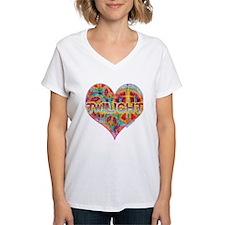 Twilight Peace of My Heart Shirt