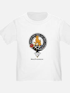 MacPherson Clan Crest Badge T