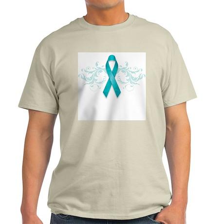 Teal Ribbon Light T-Shirt