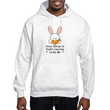 Some Bunny In North Carolina Jumper Hoody