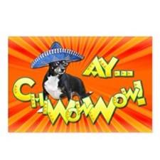 Ay...ChiWowWow! Postcards (Package of 8)