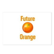 Future Orange Postcards (Package of 8)
