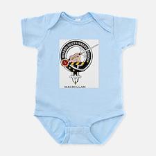 MacMillan Clan Crest Badge Infant Creeper