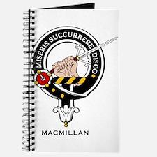 MacMillan Clan Crest Badge Journal