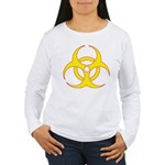 Biohazzard Women's Long Sleeve T-Shirt