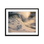 Niagara Falls Framed Panel Print