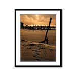 Serenity Framed Panel Print
