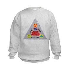 FBI Weapons of Mass Destructi Sweatshirt