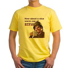 STFU Yellow T-Shirt