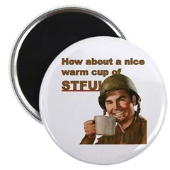 STFU Magnet