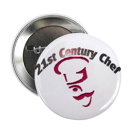 "21st Century Chef 2.25"" Button (10 pack)"