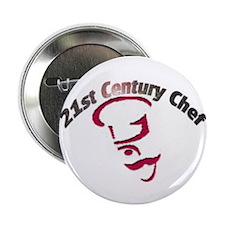 """21st Century Chef 2.25"""" Button"""