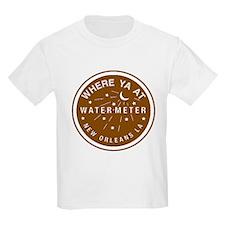 Local Color Water Meters T-Shirt