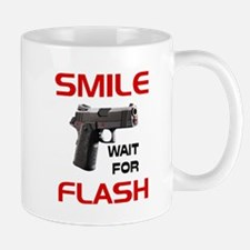 ARMED AND READY -- Mug
