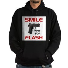 ARMED AND READY -- Hoodie
