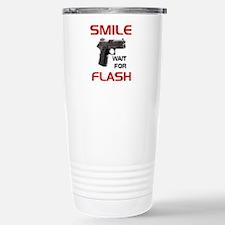 ARMED AND READY -- Travel Mug