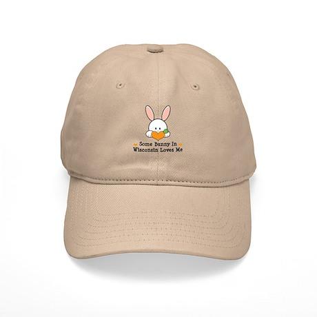 Some Bunny In Wisconsin Cap