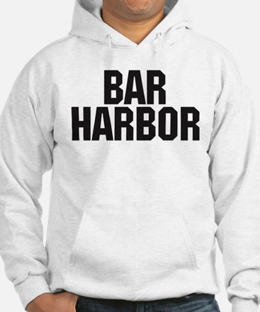 Bar Harbor, Maine Jumper Hoody
