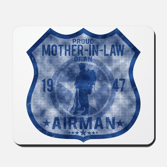 Proud Mother-in-law - Airma Mousepad