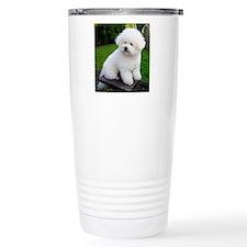 Cute Dogs Stainless Steel Travel Mug
