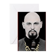Anton LaVey Greeting Cards (Pk of 20)