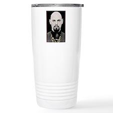 Anton LaVey Travel Mug
