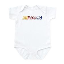 Nascar is Boring Infant Bodysuit