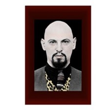 Anton LaVey Postcards (Package of 8)