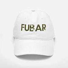 FUBAR Baseball Baseball Cap