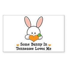 Some Bunny In Tennessee Loves Me Decal