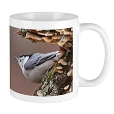 White-breasted Nuthatch Mug