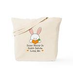 Some Bunny In South Dakota Tote Bag