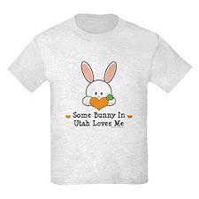 Some Bunny In Utah Loves Me T-Shirt