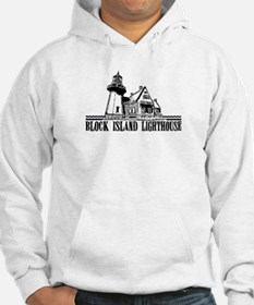 Block Island Lighthouse Design Jumper Hoody