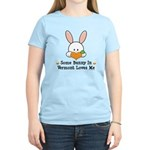 Some Bunny In Vermont Loves Me Women's Light T-Shi