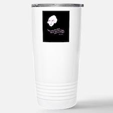 Mae West Only Live Once Travel Mug