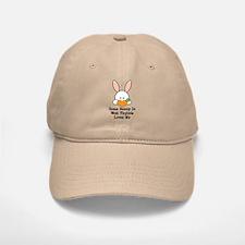 Some Bunny In West Virginia Baseball Baseball Cap